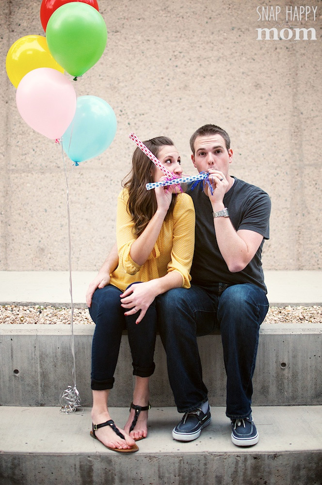 Baby Announcement Session Mesa Photographer – First Baby Announcements