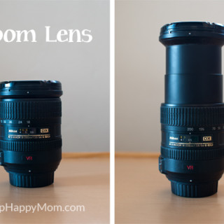 Introduction to Prime and Zoom Lenses