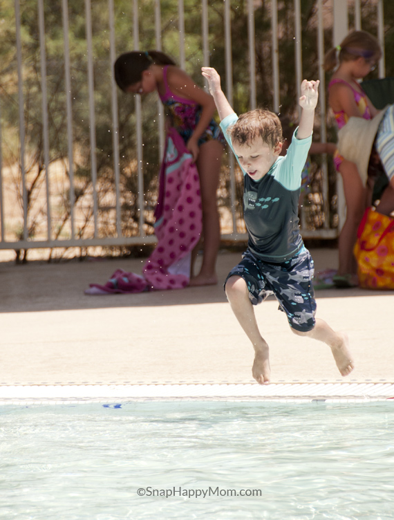 swimming lessons photos