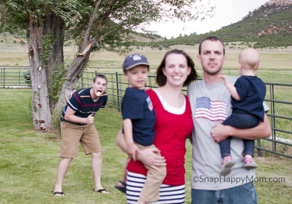 family picture outtake