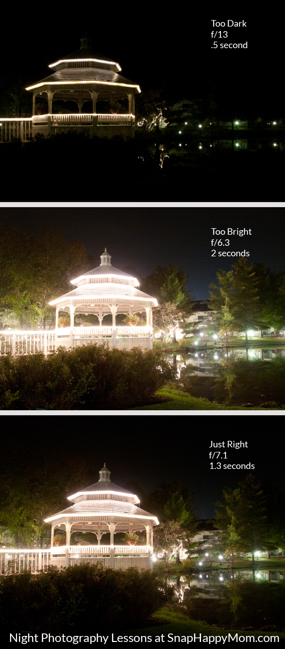 How to Take Night Pictures Of Scenery