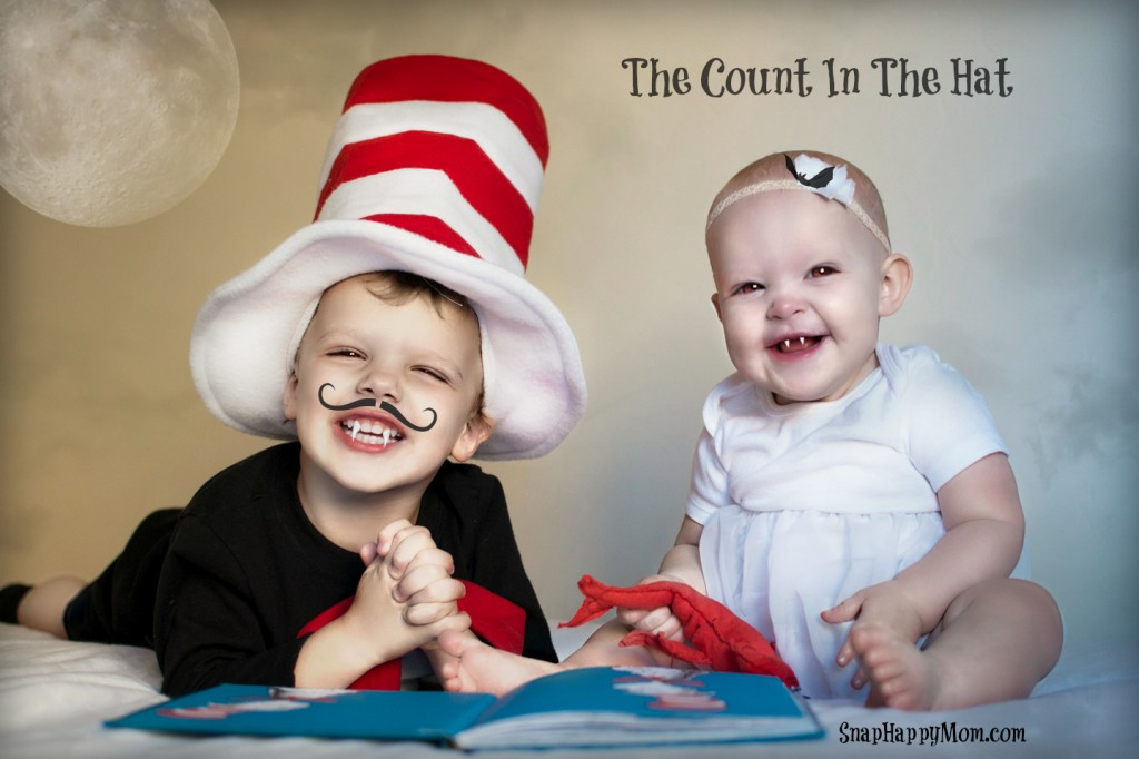 The Count In the Hat #PicMonkeyBoo