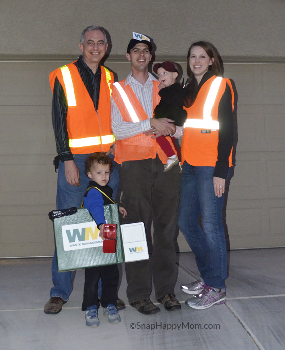 Waste Management Halloween Costume