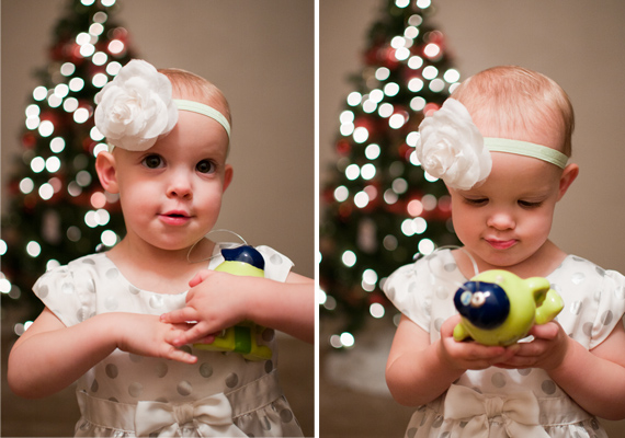 How To Take Christmas Pictures of Special Ornaments - www.SnapHappyMom.com