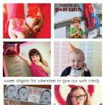 10 Candy-Inspired Slogans for Photo Valentines - SnapHappyMom.com