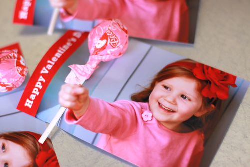10 Candy-Inspired Slogans for Photo Valentines - www.SnapHappyMom.com