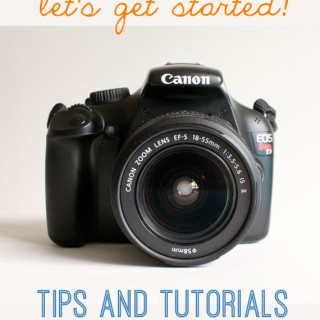 New Camera Tips and Tutorials - SnapHappyMom.com