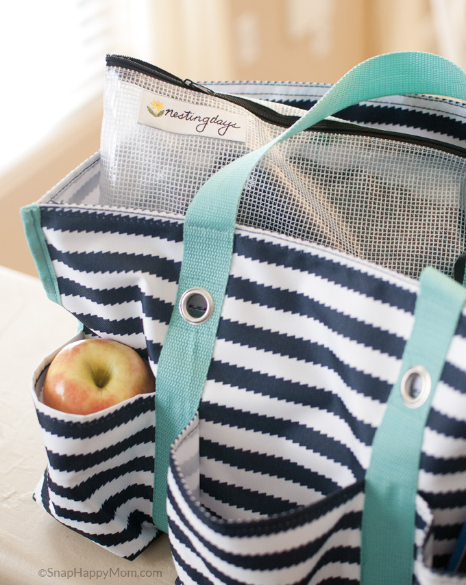 Nesting Days Carrier Review and Promo Code - SnapHappyMom.com