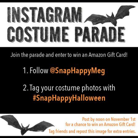 Instagram Costume Parade