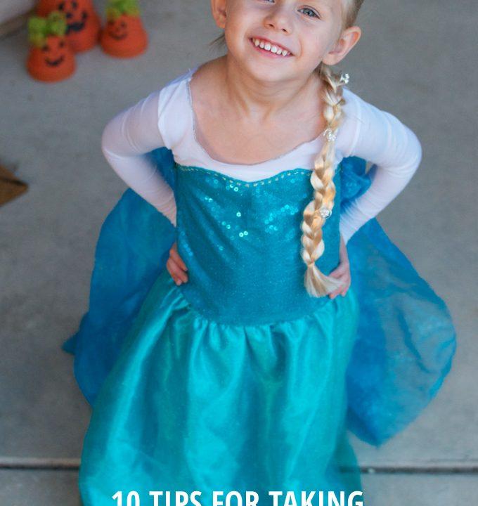 10 Tips For Taking Halloween Costume Photos - SnapHappyMom.com