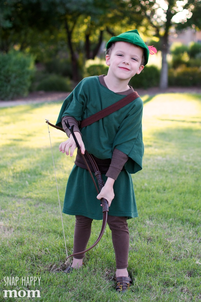 Bow And Arrow Halloween Costume