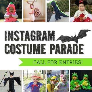 Halloween Costume Parade – call for entries!