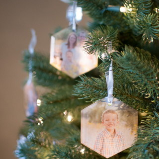 Glass Ornaments From Shutterfly – From Christmas to Year Round Home Decor