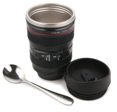 Canon Mug - Photographer Gift