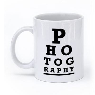 Photo Eye Chart - Photographer Gifts