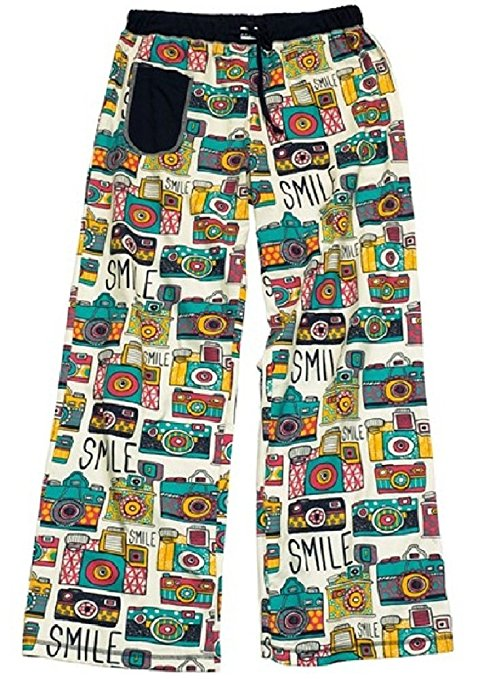 Camera Pajama Pants - Gifts for Photographer