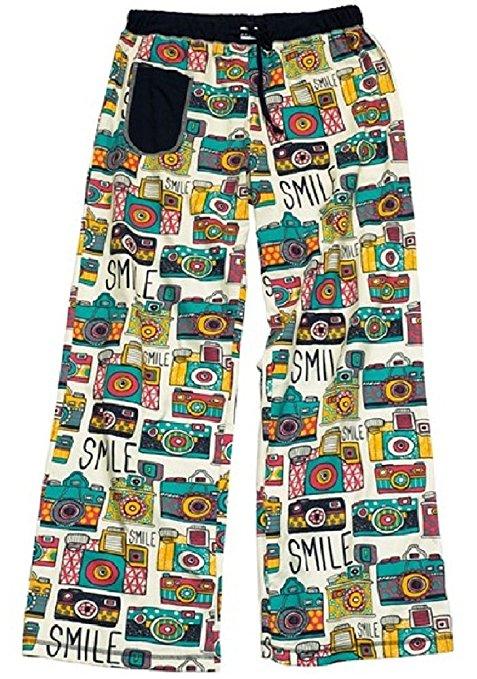 Camera Pajama Pants - Gifts for Photographer
