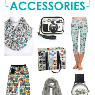Photography Themed Accessories – Gifts for Photographers