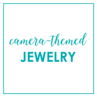 Camera-Themed Jewelry for Women – Great Photographer Gifts!