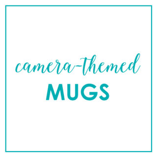 Camera-Themed Mugs – Gift Guide For Photographers