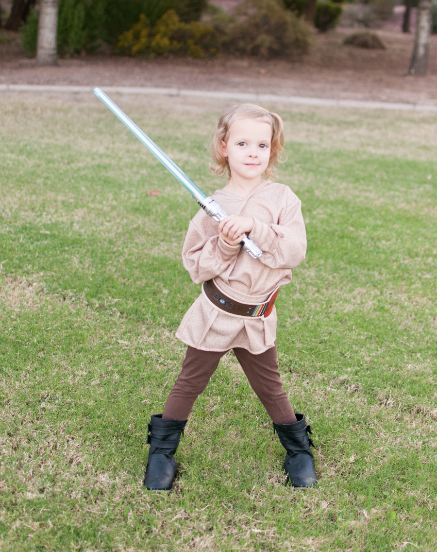 Jedi Star Wars Costume