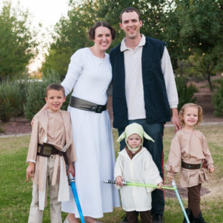 Star Wars Themed Halloween Costumes – 2016