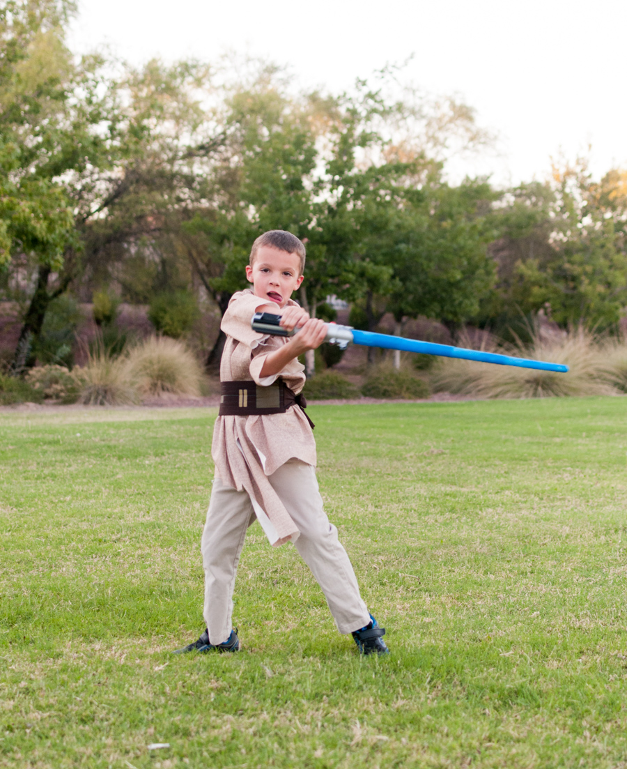 Star Was Jedi Costume - Luke Sywalker