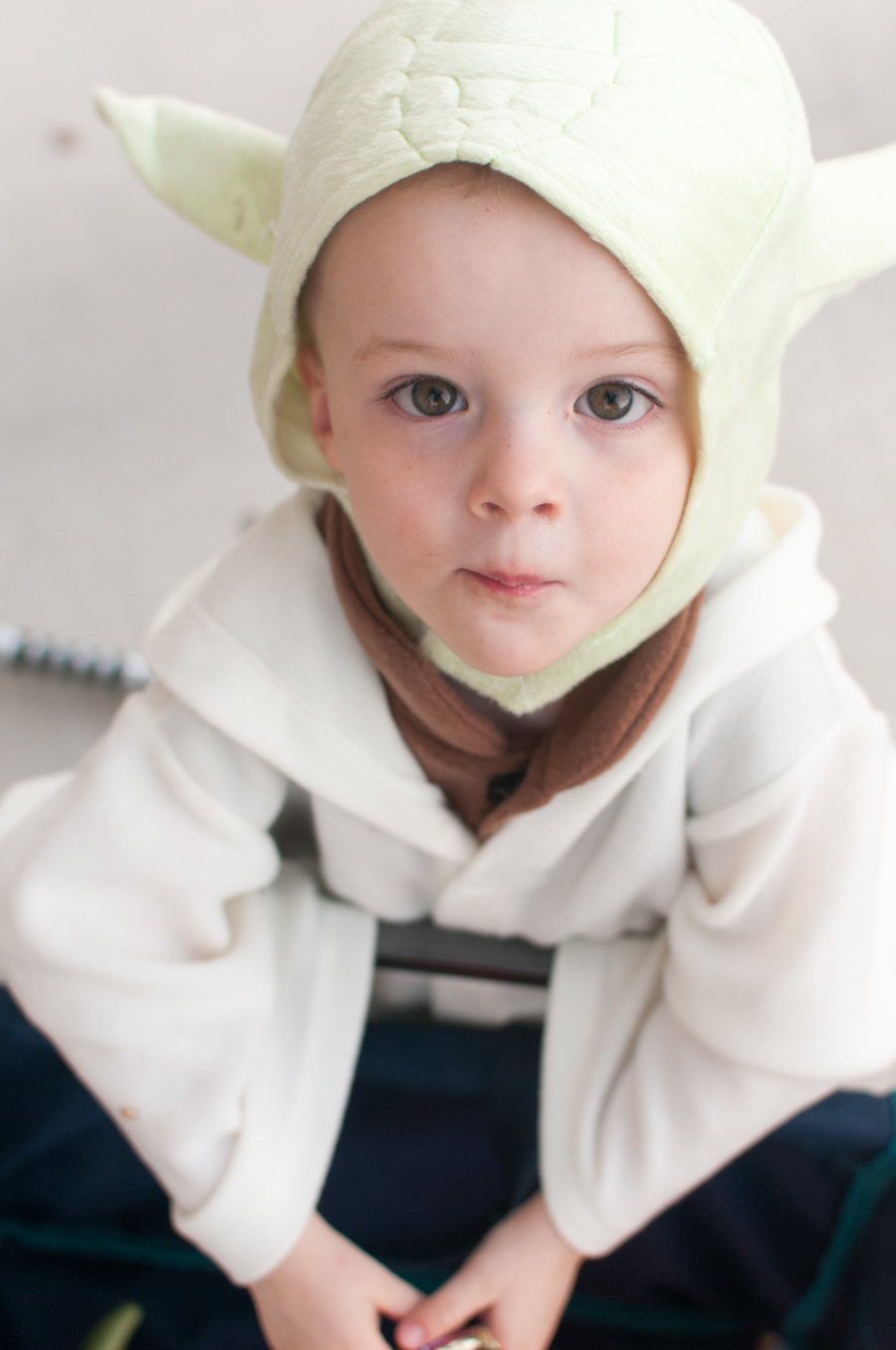 Star Wars Costume - Yoda
