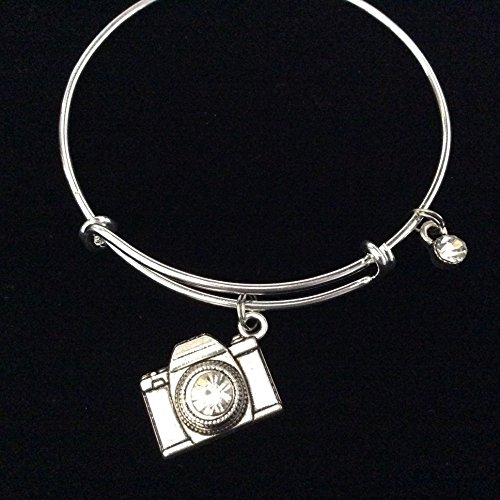 Double Loop Bracelet - Photographer Gifts