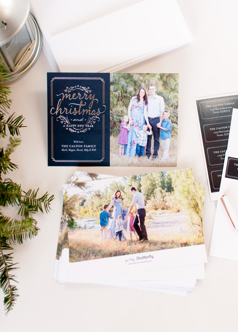 Tips For Sending Last-Minute Holiday Cards With Shutterfly