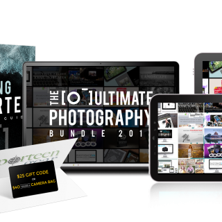 Invest In Your Photography Education with the Ultimate Photography Bundle 2017