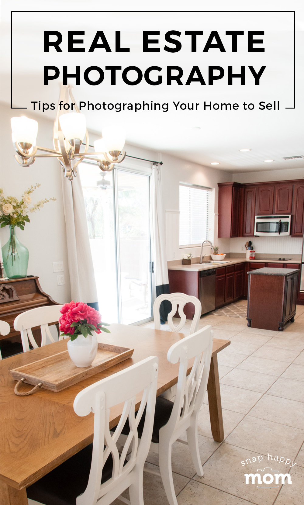 Selling Your Home: How Photograph the Interior of Your Home for Real Estate Photography