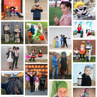Snap Happy Halloween Costume Parade 2017